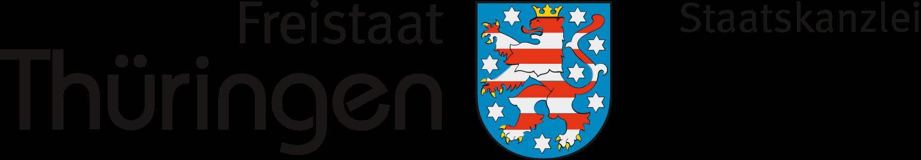 Logo Thüringer Staatskanzlei