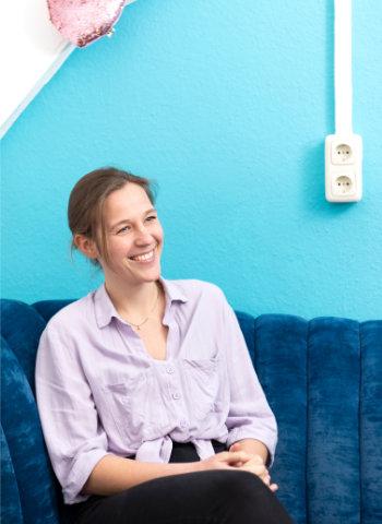Porträtfoto Louisa Grote